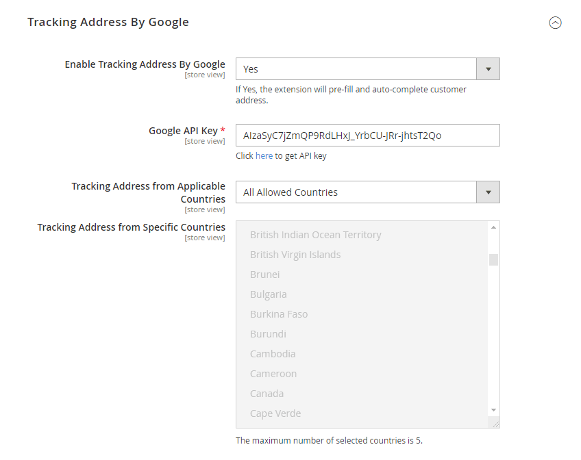 magento-one-step-google-address