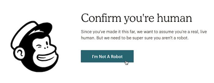 mailchimp-account-verification-humanity