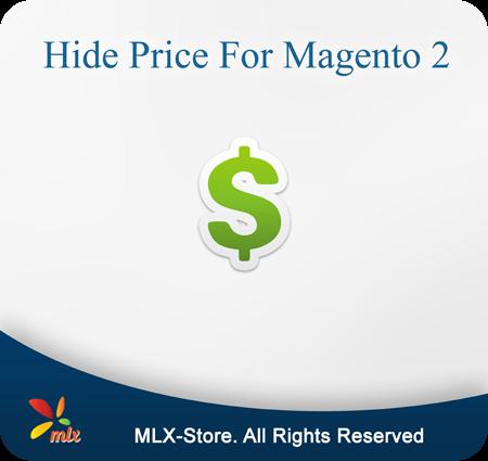 magento 2 hide price module - mlxstore