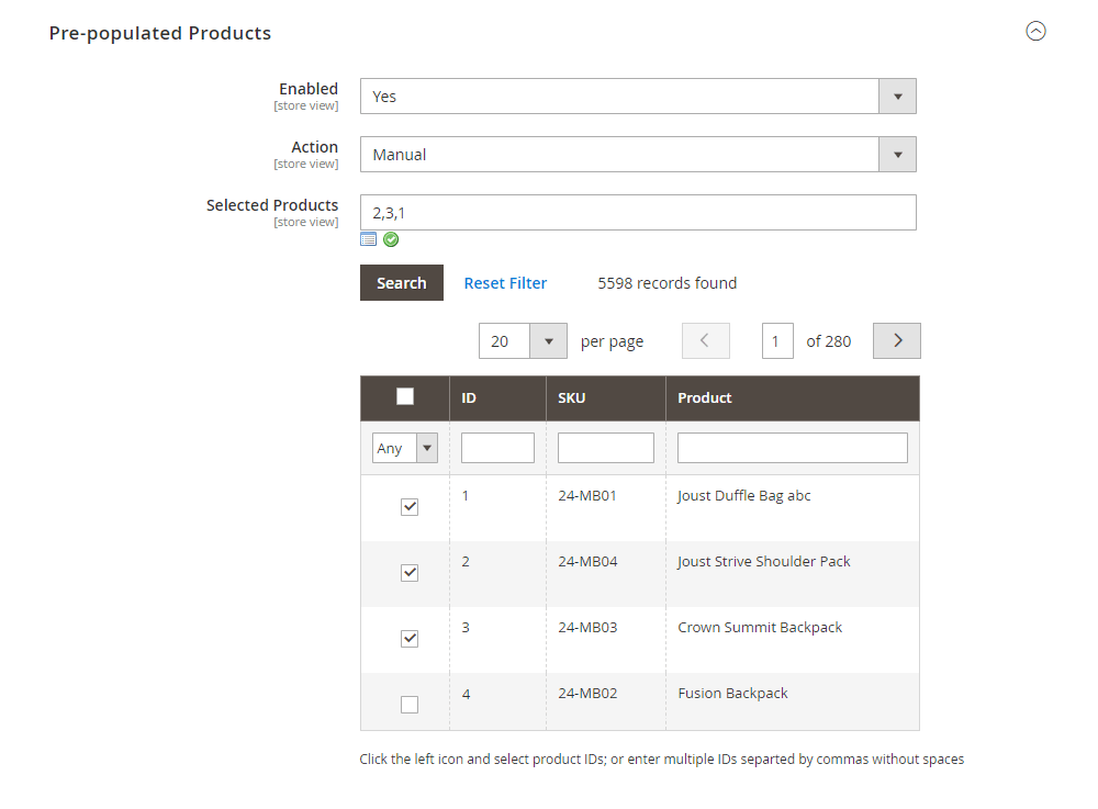 prepopulated-products-magento-2-quick-order-extension