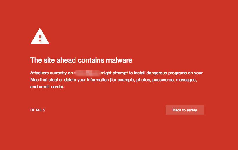 website-crash