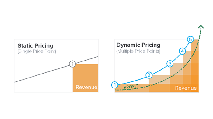 b2b dynamic pricing model