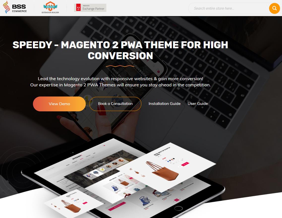 Magento-PWA-Theme-BSSCommerce