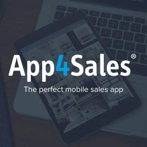 app4sales-logo-b2b-mobile-app