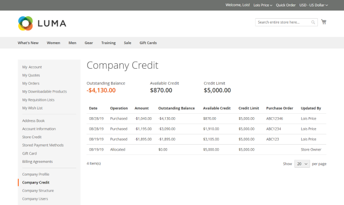 magento-2-commerce-company-credit