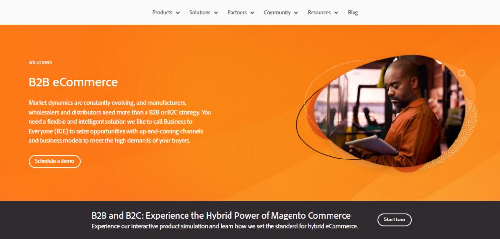 magento-commerce-b2b-solution