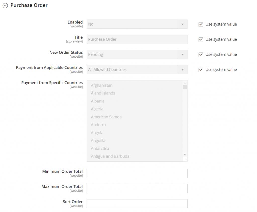 purchase-order-magento-b2b-ecommerce
