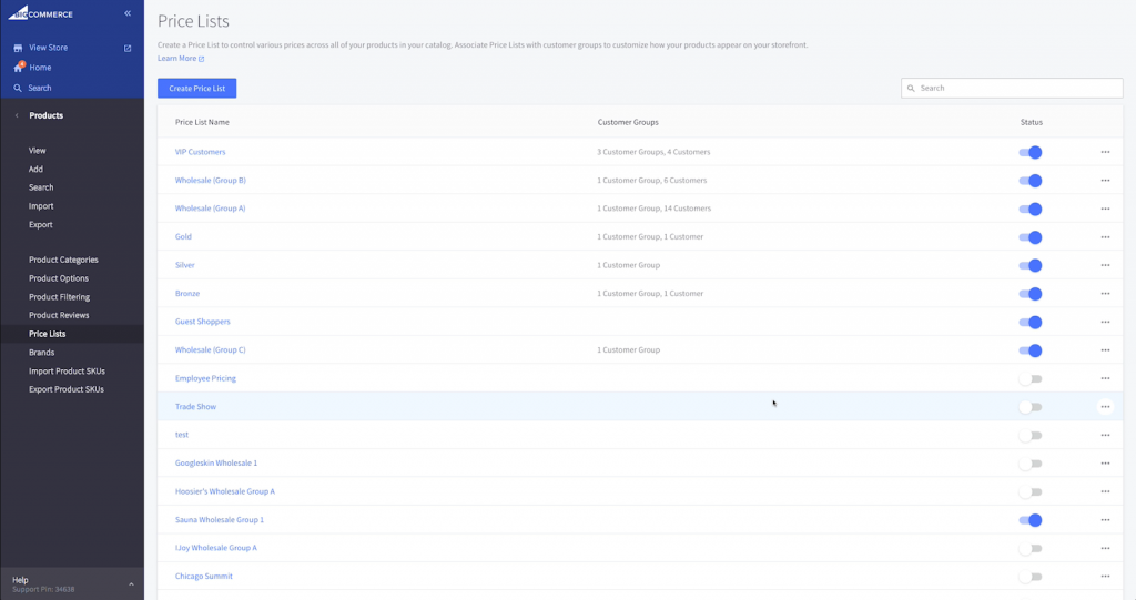 bigcommerce-product-backend-price-list