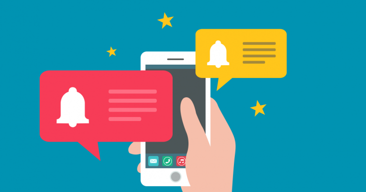 Push Notifications vs SMS Notifications: Which One is More Effective?