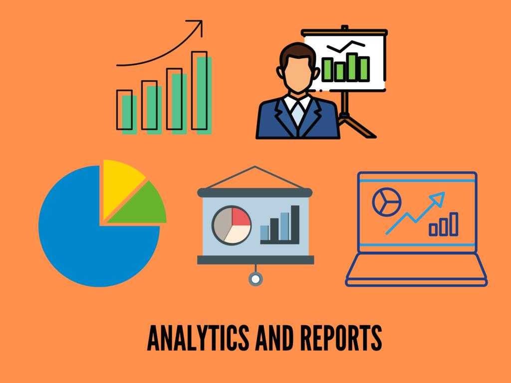 spree vs magento analytics and reports