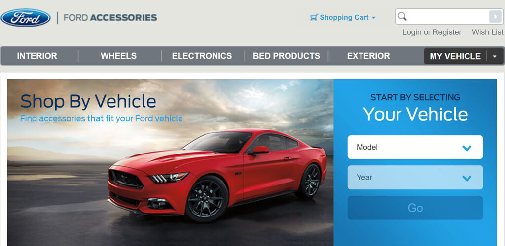 Ford-chooses-Magento