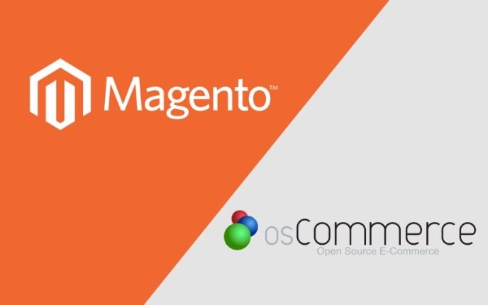 OsCommerce vs Magento