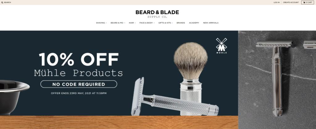 shopify-b2b-examples-beard-and-blade
