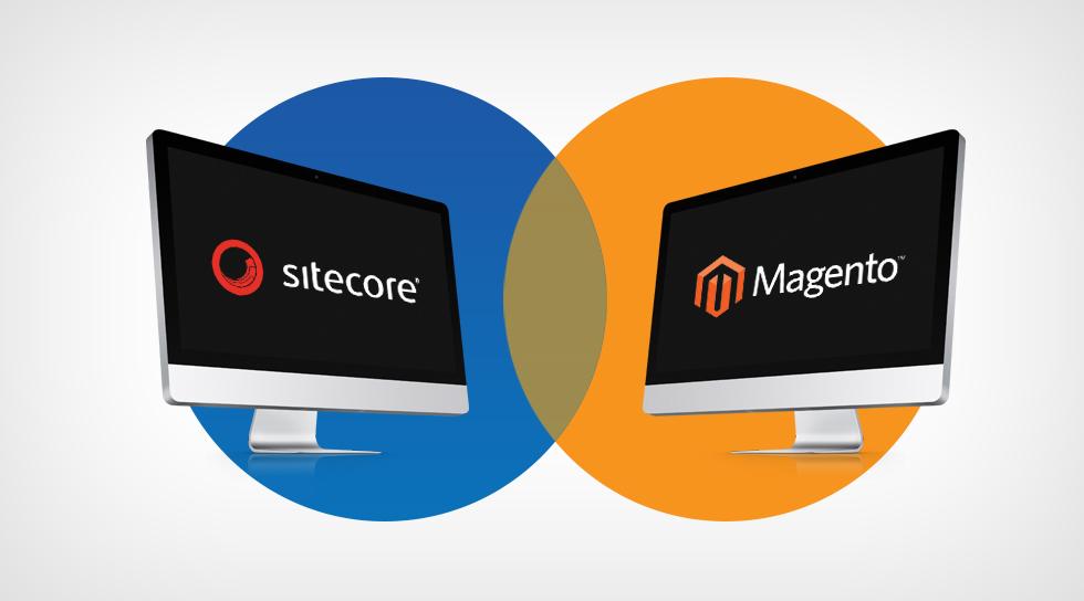 Magento vs. Sitecore comparisons