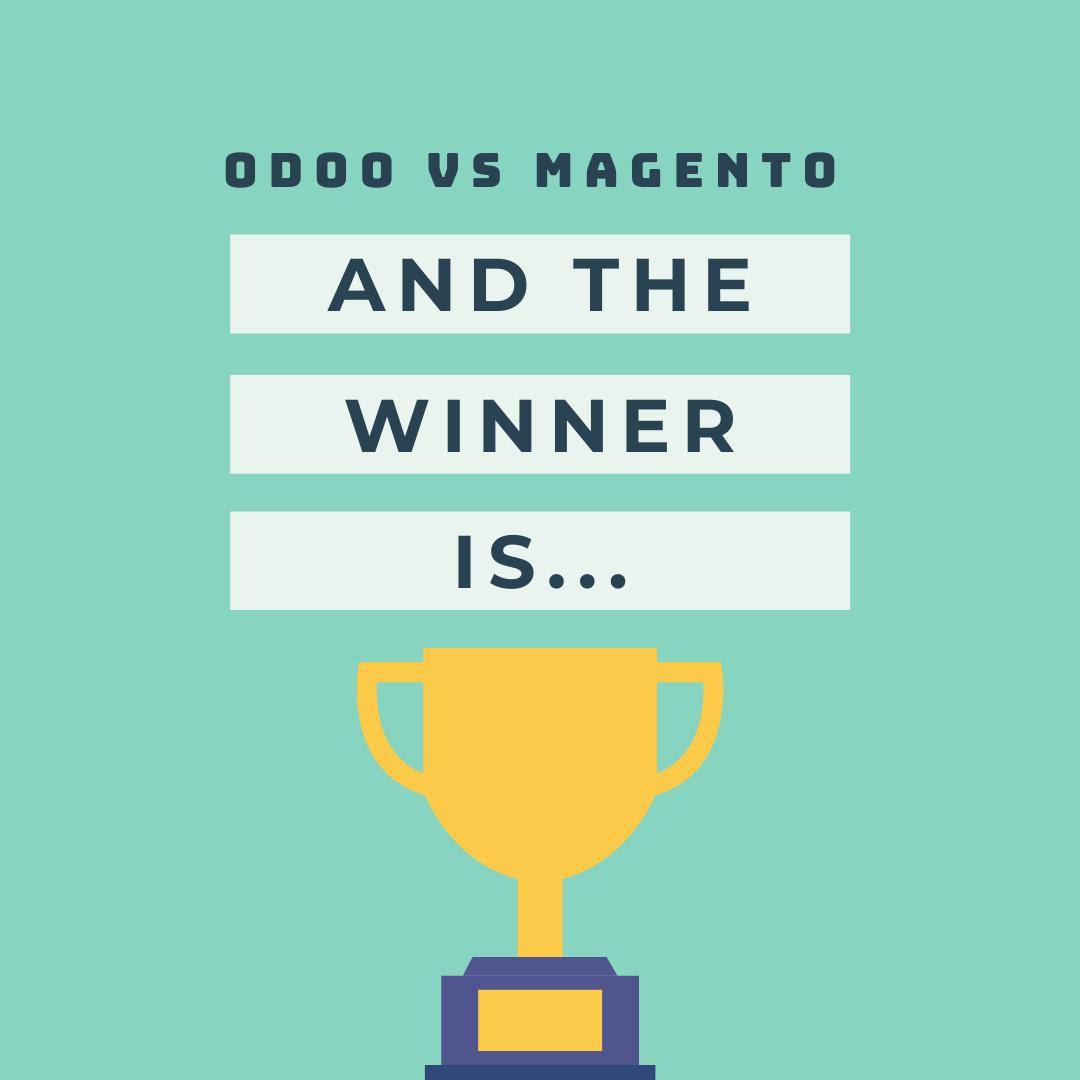 Odoo vs Magento final verdict