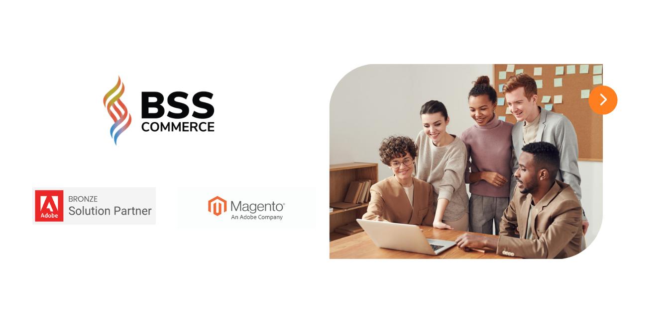 BSS Commerce Magento Bronze Solution Partner