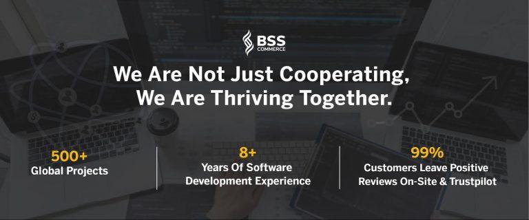 BSSCommerce Magento Solution Partner