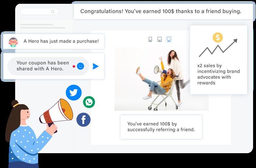 bloop-loyalty-email-sharing-referral-program-app