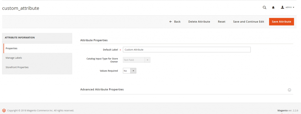 create Product Attributes and Options programmatically in magento 2