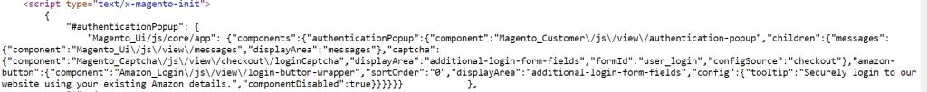 JSON-data