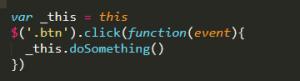 Arrow Functions in ES5