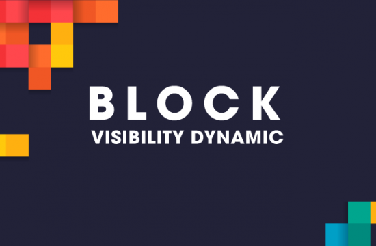 magento making block visibility dynamic