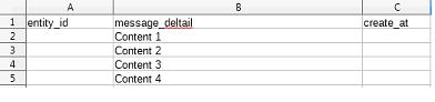 import csv magento 2 - csv file