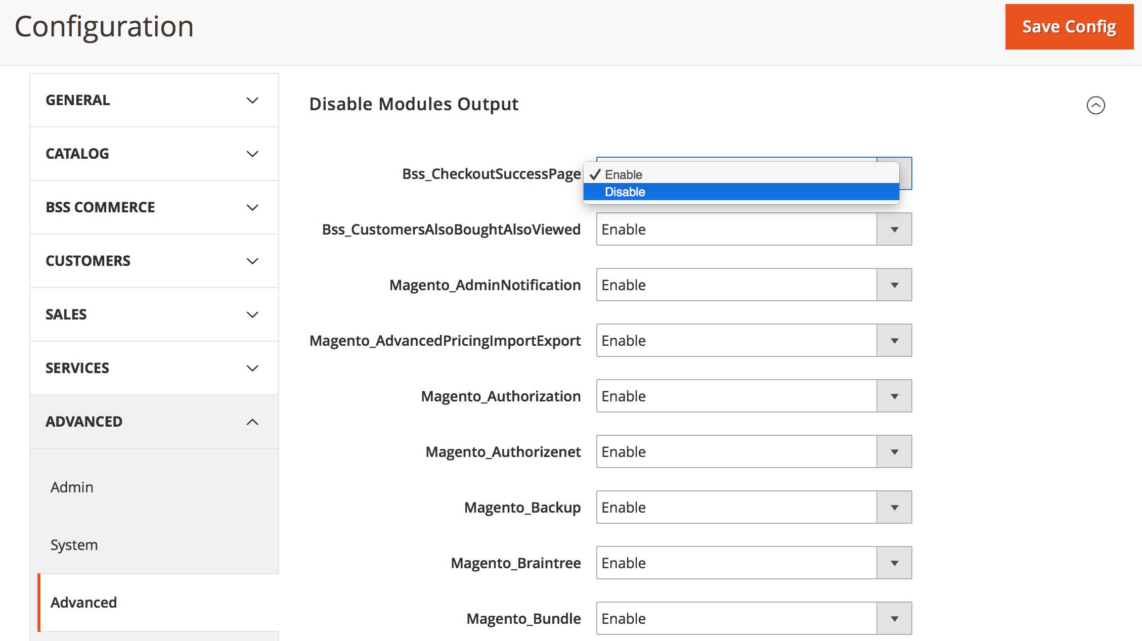 magento-configuration-details