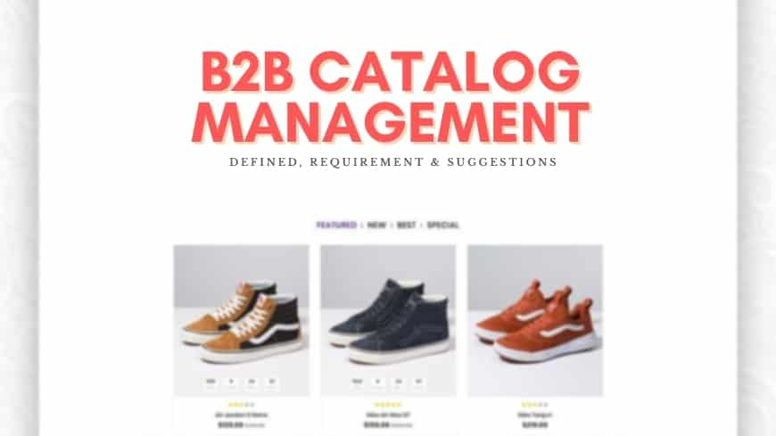 b2b-catalog-management