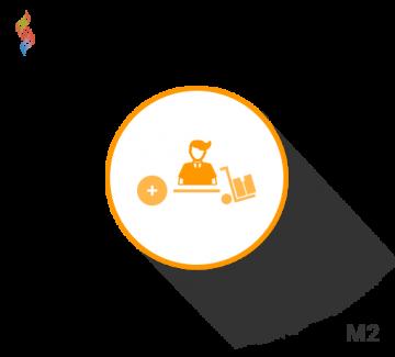 Admin Shipping Method Magento 2