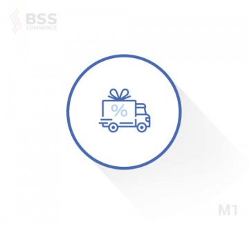 BSS Magento Shipping Rate Per Product Extension icon