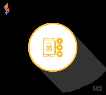 Magento 2 Social Login extension icon