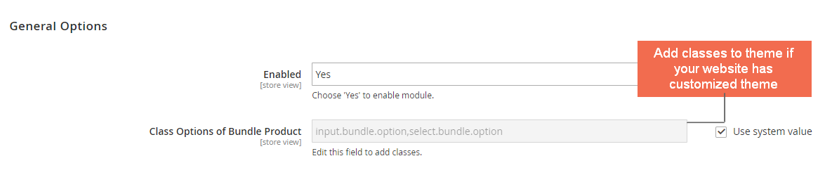 Make the module compatible with your website if necessary