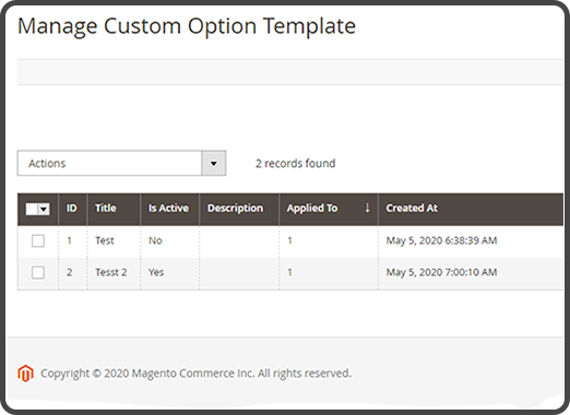 6. template-grid-management-magento-2-custom-options-package