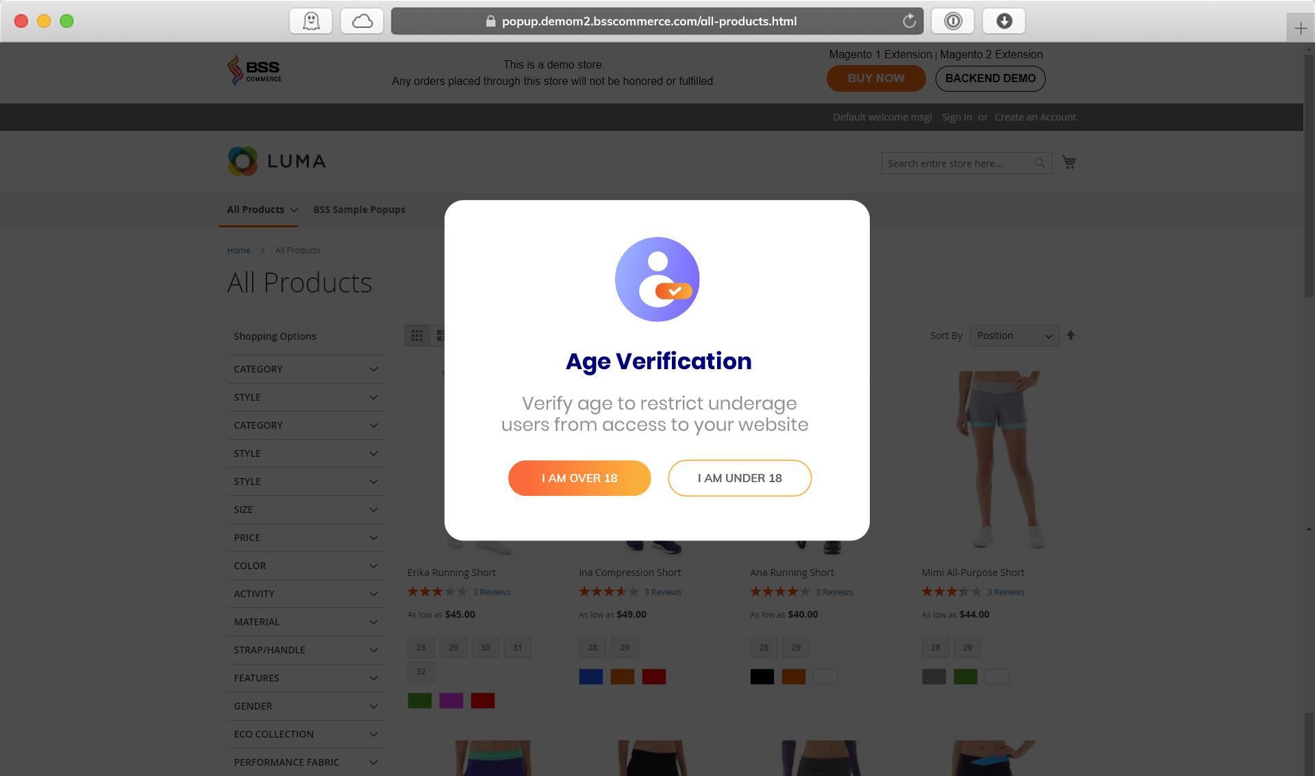 age-verification-magento-popup