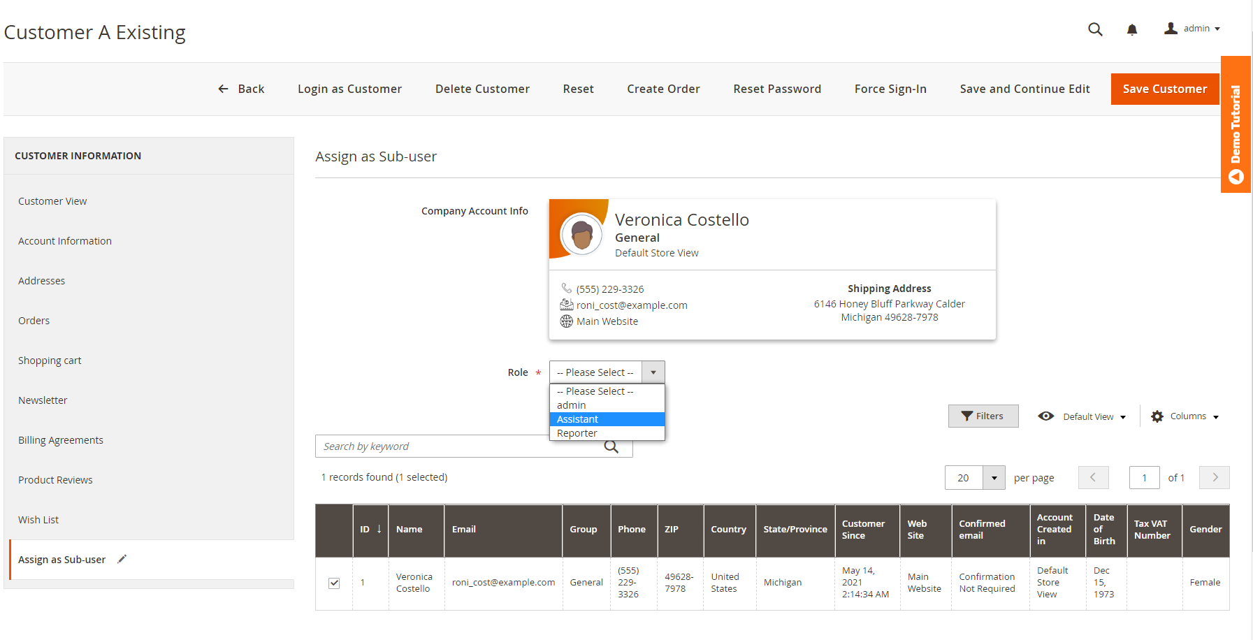magento-2-turn-existing-customer-to-subuser