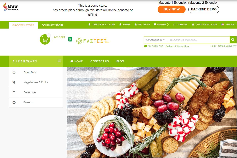 food-homepage-magento-b2b-ready-made-website-demo
