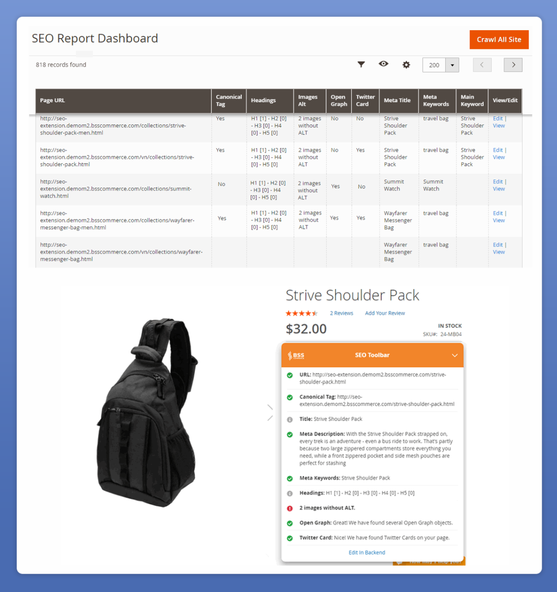 Magento 2 B2C Package
