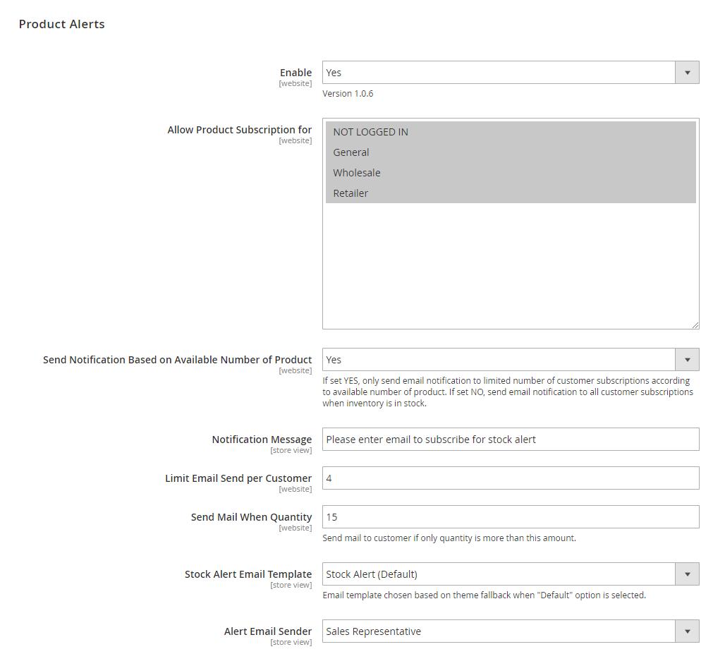 general-config-set-product-alert
