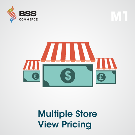 Magento Multiple Store View Pricing