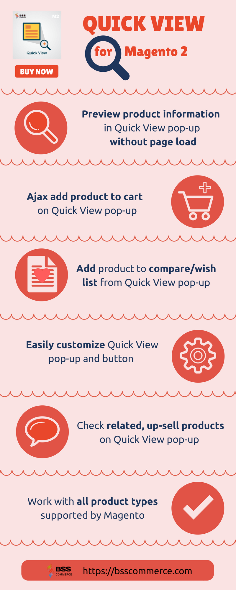 Overview of Magento 2 Quick View extension