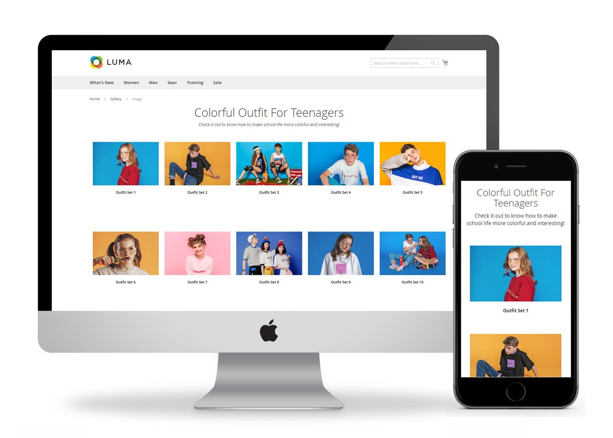magento 2 product gallery-responsive