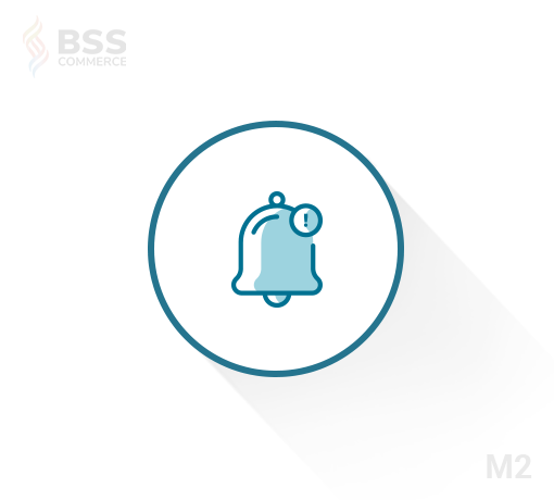 Out of Stock Notification for Magento 2 extension icon