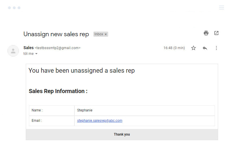 Notify-Customers-of-The-Unassigned-Sales-Rep