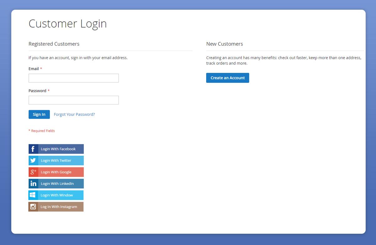 Magento 2 Custom Registration