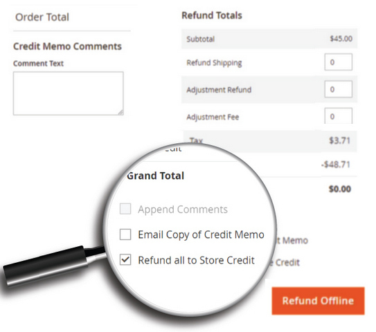Magento 2 Store Credit Extension| The Best  extension to improve customer loyalty