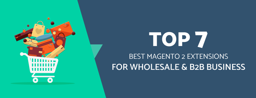 Top 7 Best Magento 2 Extensions for Wholesale and B2B Business