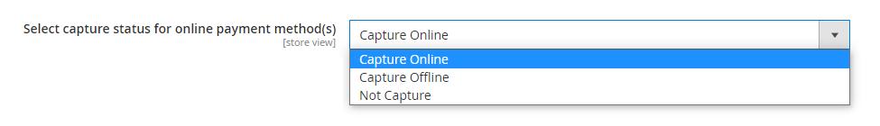 Auto capture status of Auto Invoice for magento 2