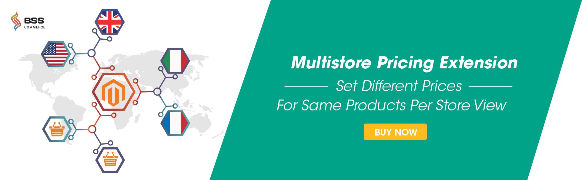 Multistore Pricing
