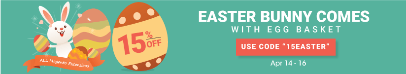 easter sales magento